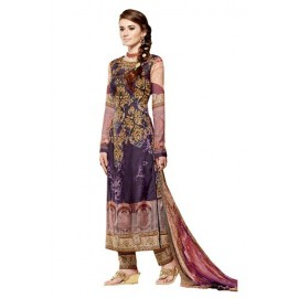 Mughalpattern Dress Material