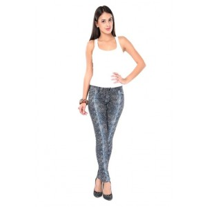 Glam & Luxe Light Grey Jeans