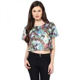 Glam & Luxe Multicolor Top